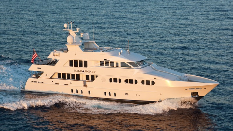 Milk and Honey - Yacht for Charter