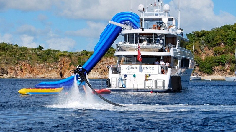 EXCELLENCE :: Toys - slide and Jet Lev