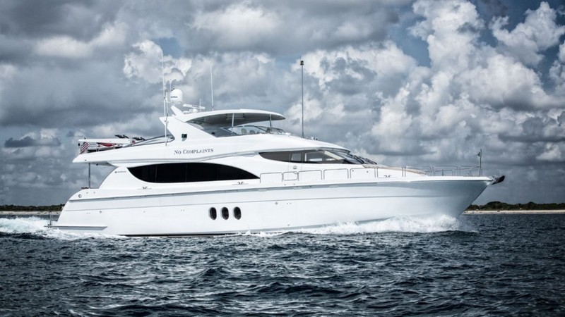 No Complaints - Yacht for Charter