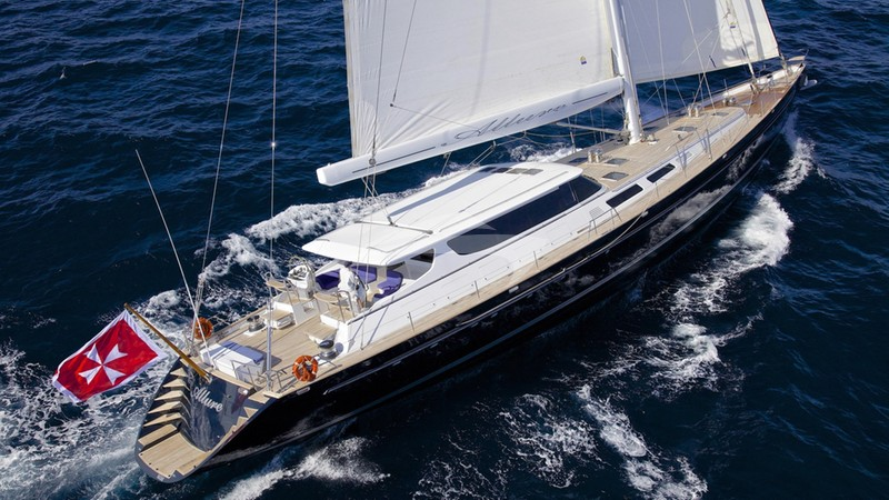 ALLURE A Yacht Charter