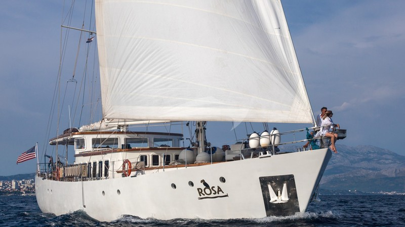 ROSA Yacht Charter