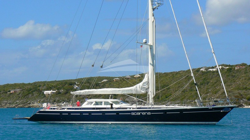 SCARENA Yacht Charter