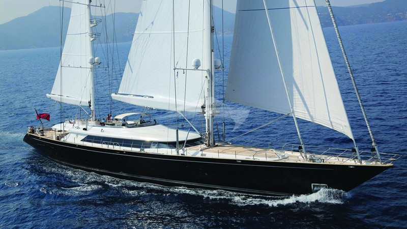 PARSIFAL III Yacht Charter
