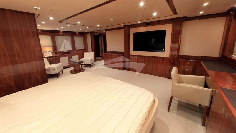 BARRACUDA RED SEA :: Master Stateroom