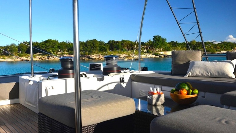 ARION :: Aft Deck Seating