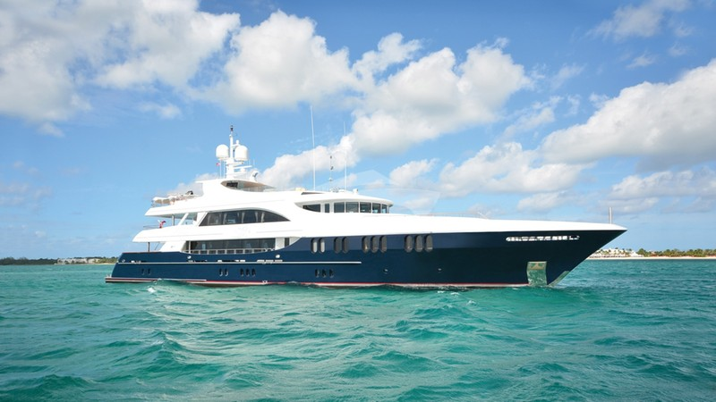 NEVER ENOUGH Yacht Charter