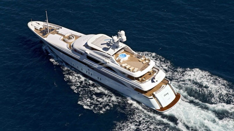 VICTORY Yacht Charter