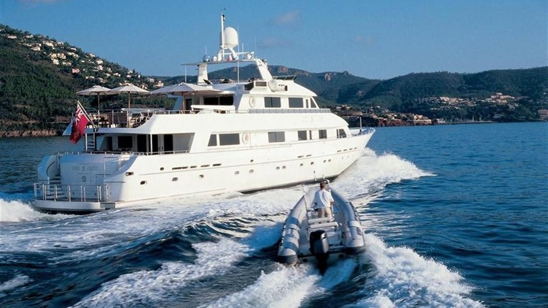 LIONSHARE Yacht Charter