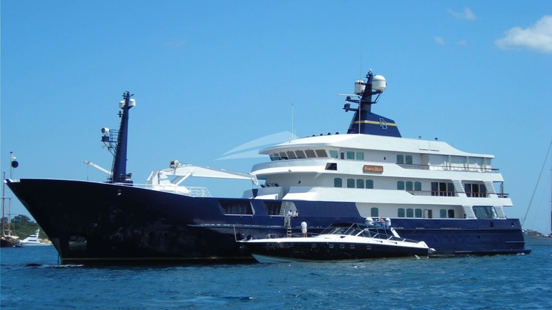 FORCE BLUE Yacht Charter