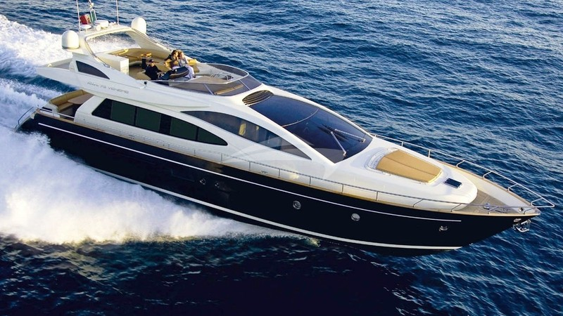 DOLCE MIA Yacht Charter