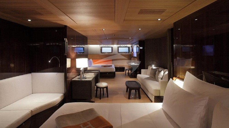 Seahawk Master Stateroom (2 Beds)