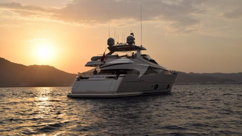 SEA LION II Yacht Charter