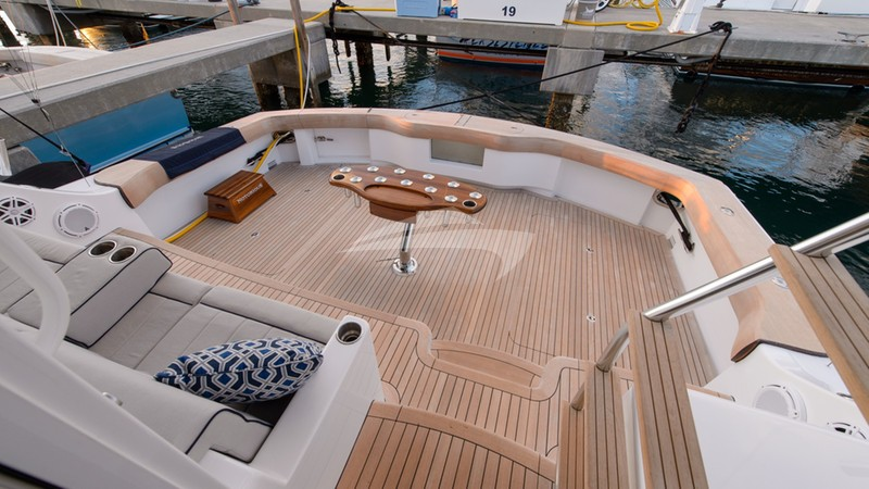NOTORIOUS :: Aft Deck