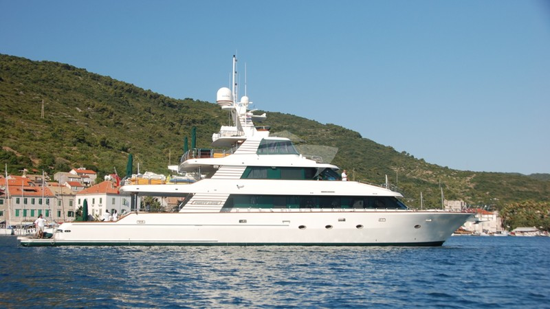 FORTY LOVE Yacht Charter