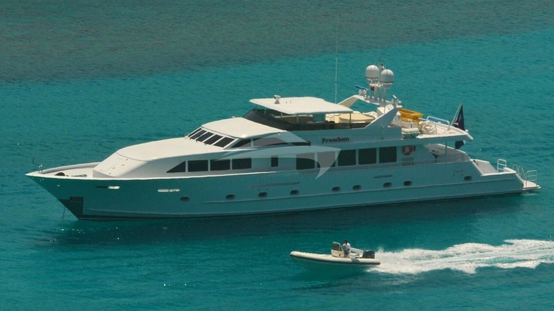 FREEDOM 120 Yacht Charter