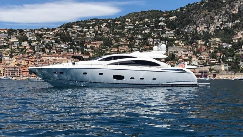 ASCENSION Yacht Charter