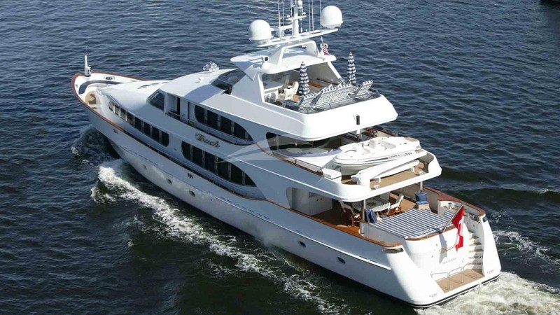 TOUCH Yacht Charter