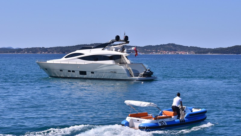 JUST MINE Yacht Charter