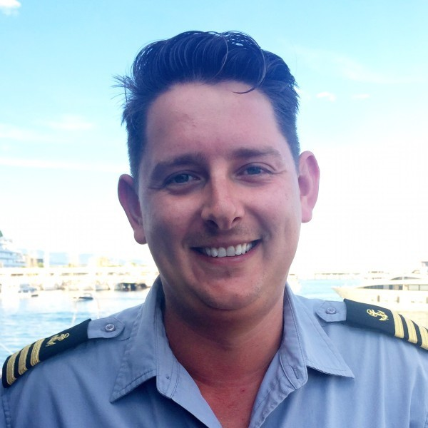 First Mate: Bennie Fourie