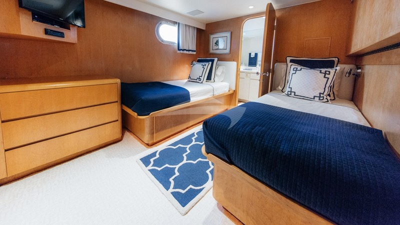IMPULSE :: VIP Stateroom #2 with ensuite bathroom