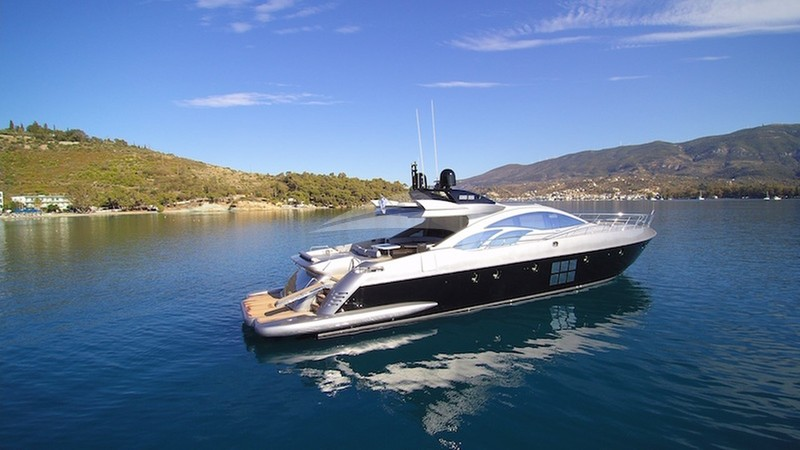 GISSI Yacht Charter
