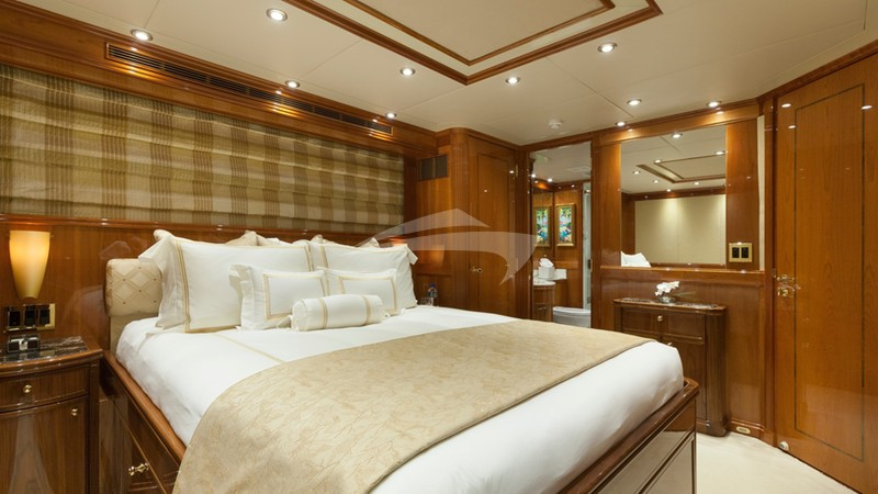 TEMPTATION :: Guest Starboard Forward Cabin