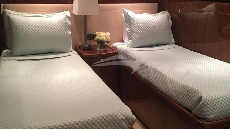 Twin/Convertible Stateroom