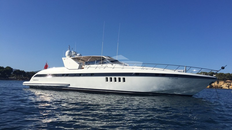 EL VIP ONE Yacht Charter