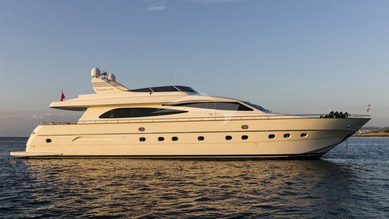 PARCIFAL Yacht Charter