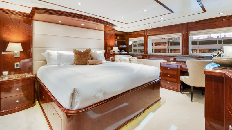 On Deck Master Stateroom