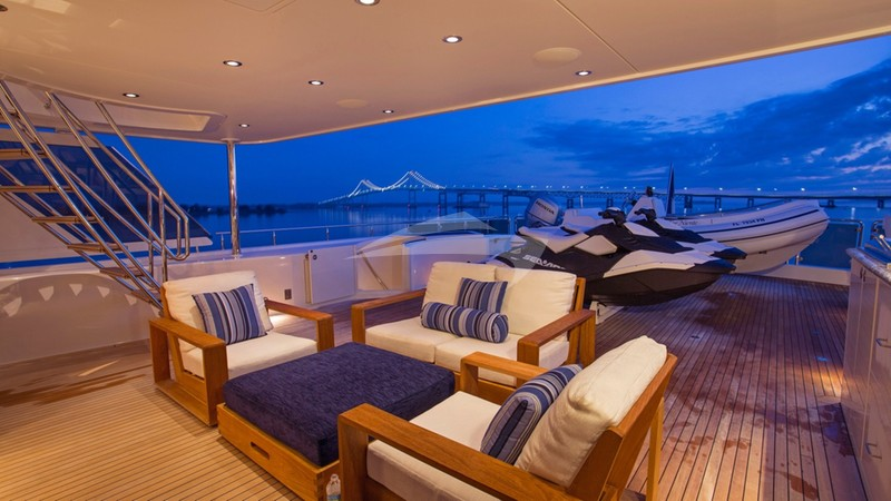 Boat Deck Lounge