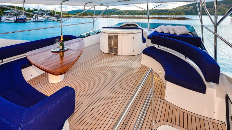 Deck Seating