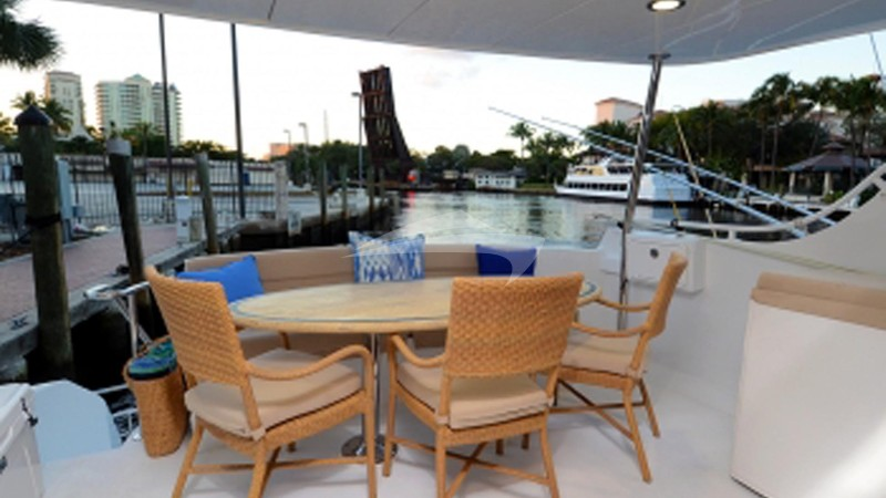 SEACLUSION :: Aft Deck