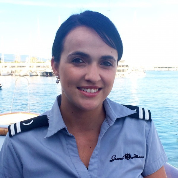 Stewardess: Michelle Fourie
