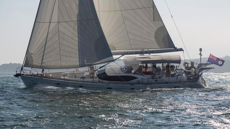 Charter Yacht HURRAH - Cruise: Bahamas, Caribbean, North ...